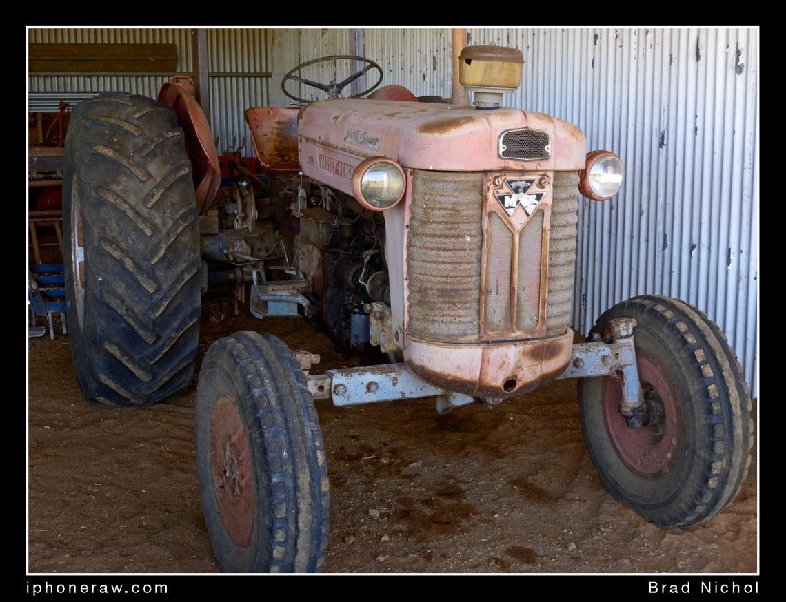 TLC Tractor